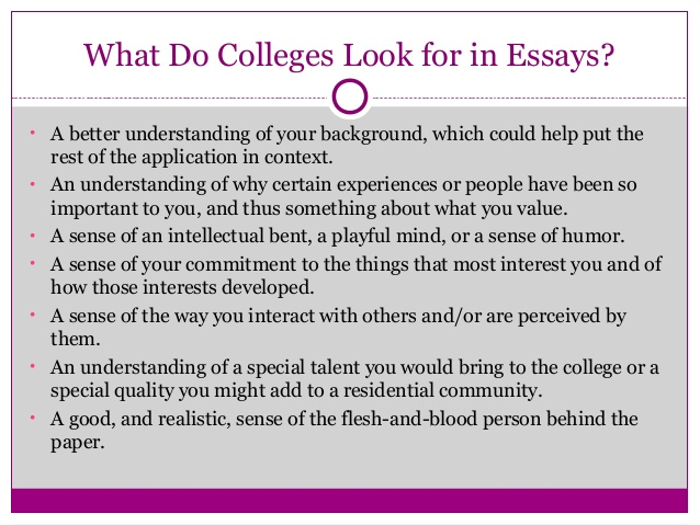 College essay a - College Homework Help and Online Tutoring